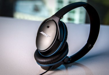 design du casque bose qc25